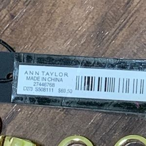 Ann Taylor Jewelry - Ann Taylor pearlized necklace
